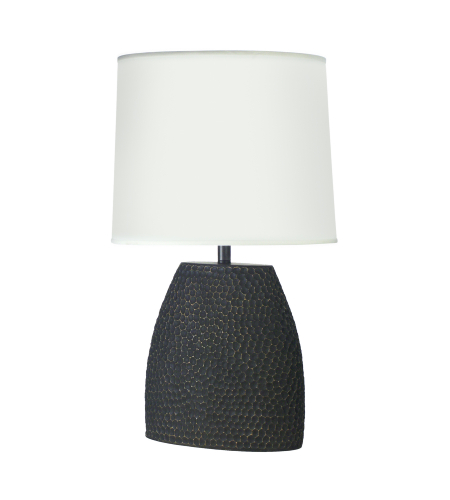 Wildwood Lamps 25011 1 Light Dimpled Tall Lamp