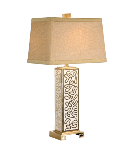 Wildwood Lamps 26023-2 1 Light Colette Lamp