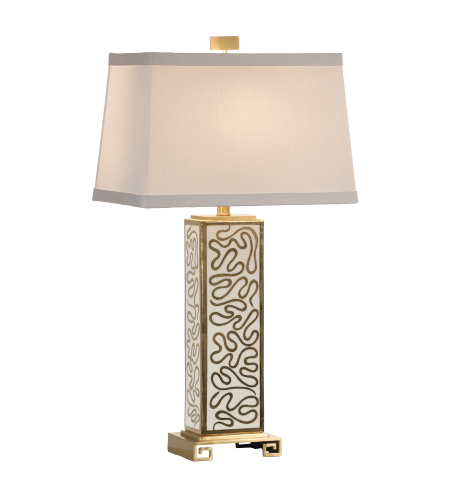 Wildwood Lamps 26023 1 Light Colette Lamp
