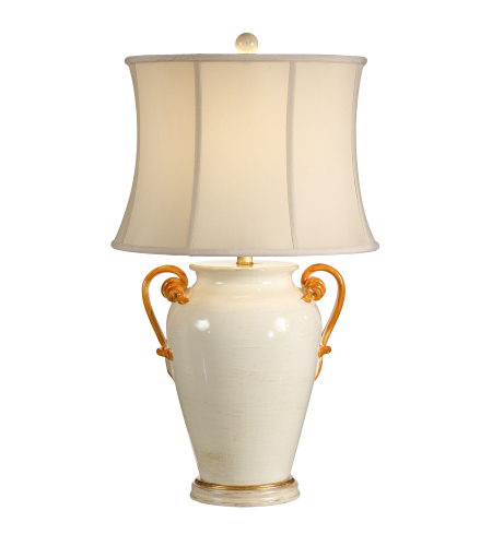 Wildwood Lamps 27514 Art Glaze Tuscan Ceramic 1 Light Allegro Lamp
