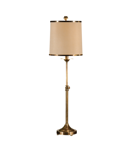 Wildwood Lamps 46617 MarketPlace Adjustable Table Lamp in Antique Patina