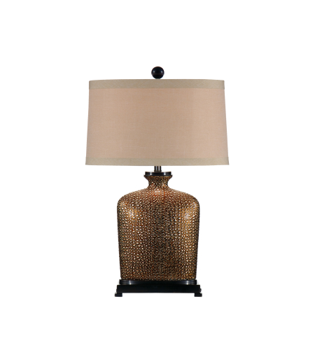 Wildwood Lamps 46636 MarketPlace Bradford Lamp in Bronze