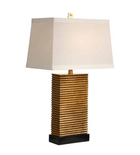 Wildwood Lamps 46766 MarketPlace Abbington Lamp in Gold