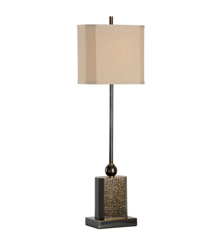 Wildwood Lamps 46946 MarketPlace Westcott Lamp in Bronze
