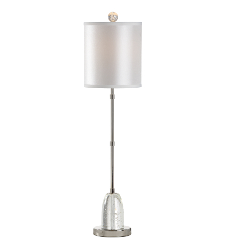 Wildwood Lamps 46975 MarketPlace Iceland Lamp in Clear