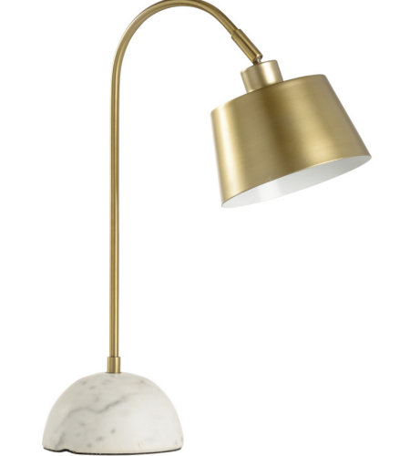 Wildwood Lamps 47025 MarketPlace Brax Lamp in Antique Brass