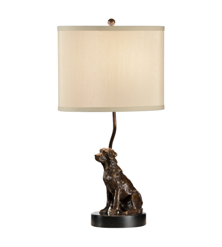 Wildwood Lamps 60315 Wildwood Jake Lamp in Bronze