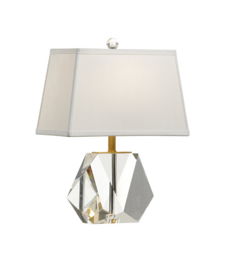 Wildwood Lamps 60795 Wildwood Anson Lamp In Clear