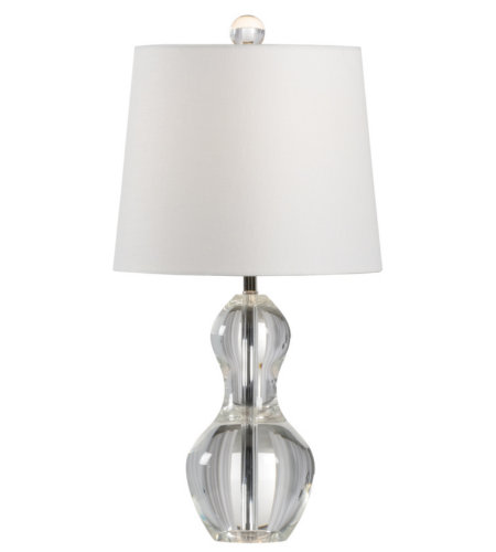 Wildwood Lamps 60796 Wildwood Julep Lamp in Clear