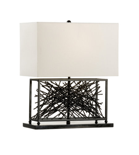 Wildwood Lamps 60837 Wildwood Nest Lamp in Black