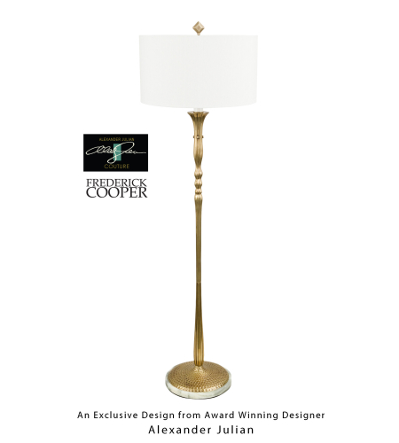 Wildwood Lamps 65059 Alexander Julian Giselle I in Antique Brass