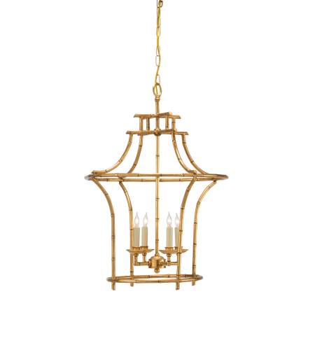 Wildwood Lamps 68030 Chelsea House Bamboo Chandelier