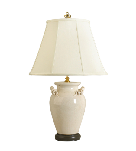 Wildwood Lamps 68116 Chelsea House Tuscany Table Lamp in Swirl Handles