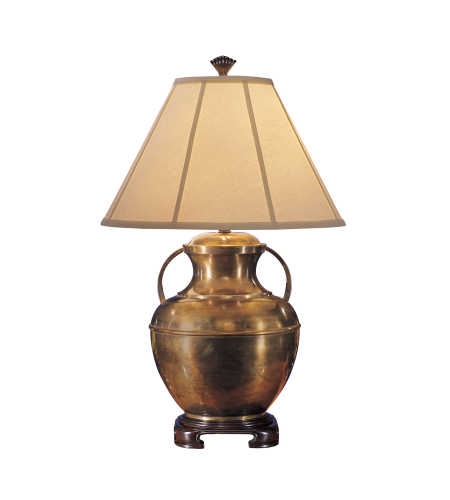 Wildwood Lamps 761 Wildwood Tyson Lamp in Oxidized